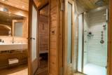 Méribel Location Chalet Luxe Ulamite Sauna 2