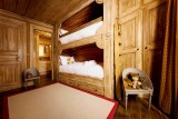 Méribel Location Chalet Luxe Ulomite Chambre 3