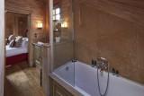 Méribel Location Chalet Luxe Ulomite Salle De Bain 4