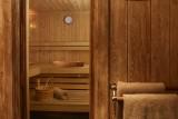 Méribel Location Chalet Luxe Ulomite Sauna