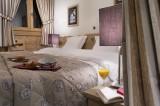 Montgenèvre Location Appartement Luxe Montana Agate Chambre