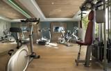 Montgenèvre Location Appartement Luxe Montana Jet Duplex Extérieur Salle De Fitness