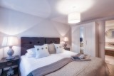 Morzine Luxury Rental Appartment Merlinuta Bedroom 2