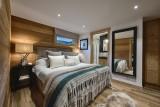 Morzine Luxury Rental Appartment Merlio Bedroom