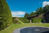 Morzine Luxury Rental Appartment Merlio Common Garden 2