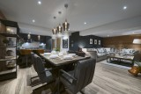 Morzine Luxury Rental Appartment Merlio Living Room 5
