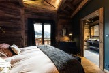Morzine Location Chalet Luxe Daytonite Chambre3