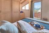 Morzine Luxury Rental Chalet Merlinate Bedroom 2