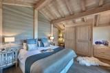 Morzine Luxury Rental Chalet Merlinate Bedroom