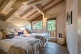 Morzine Luxury Rental Chalet Merlinate Bedroom 5