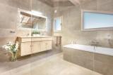 Morzine Luxury Rental Chalet Merlinate Bathroom