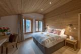 Morzine Luxury Rental Chalet Merline Bedroom