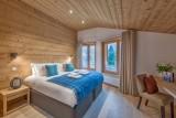 Morzine Luxury Rental Chalet Merline Bedroom 3