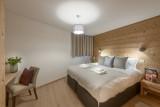 Morzine Luxury Rental Chalet Merline Bedroom 4