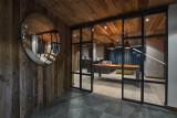 Morzine Location Chalet Luxe Merlinite Espace Billard