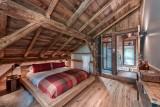 Morzine Luxury Rental Chalet Merlinte Bedroom 4