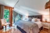 Morzine Luxury Rental Chalet Merlinute Bedroom 3