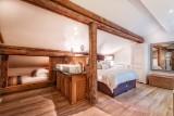 Morzine Luxury Rental Chalet Merlinute Bedroom 5