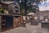 Morzine Luxury Rental Chalet Merlinute Pizza Oven