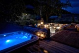 Morzine Luxury Rental Chalet Merlinute Jacuzzi 2