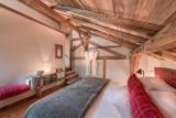 Morzine Location Chalet Luxe Merliu Chambre