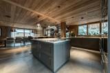 Morzine Luxury Rental Chalet Morzanite Kitchen