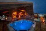 Morzine Luxury Rental Chalet Morzanite Jacuzzi