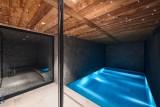 Morzine Luxury Rental Chalet Morzanite Pool 2