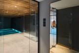 Morzine Luxury Rental Chalet Morzanite Pool