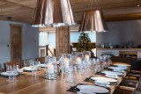 Morzine Luxury Rental Chalet Morzanite Dining Room 2