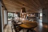 Morzine Luxury Rental Chalet Morzanite Dining Room 3
