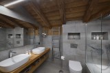 Morzine Luxury Rental Chalet Morzanite Shower Room 4