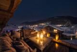 Morzine Luxury Rental Chalet Morzanite Terrasse