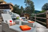 Morzine Location Chalet Luxe Morzinite Terrasse 2