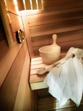 Peisey Vallandry  Location Appartement Luxe Magic Stone Sauna