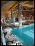 Peisey Vallandry  Location Appartement Luxe Marbre Duplex Piscine 1