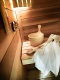 Peisey Vallandry  Location Appartement Luxe Marbre Sauna