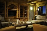 Peisey Vallandry  Location Appartement Luxe Pantaure Réception 2