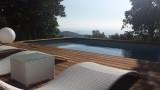 Porticcio Location Villa Luxe Piment Piscine Transat