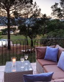 Porto Vecchio Location Villa Luxe Arto Mobilier Terrasse