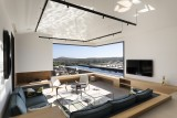 Porto Vecchio Luxury Rental Villa Perle Living Room
