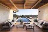 Porto Vecchio Luxury Rental Villa Perle Terrace