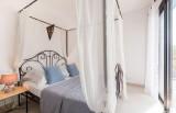 Porto Vecchio Location Villa Luxe Pivoine Jaune Chambre1