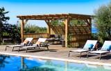 Propriano Location Villa Luxe Prelis Transats