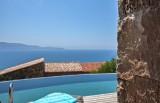 Propriano Location Villa Luxe Prelou Vue