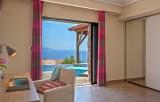 Propriano Location Villa Luxe Prelou Vue Chambre
