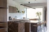 Propriano Luxury Rental Villa Pyrale Kitchen