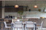 Propriano Luxury Rental Villa Pyrale Bedroom Dining Room 2