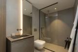 Propriano Luxury Rental Villa Pyrale Shower Room 3