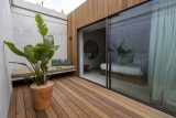 Propriano Luxury Rental Villa Pyrale Bedroom Terrace